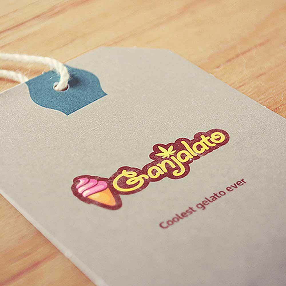 Ganjalato – Branding