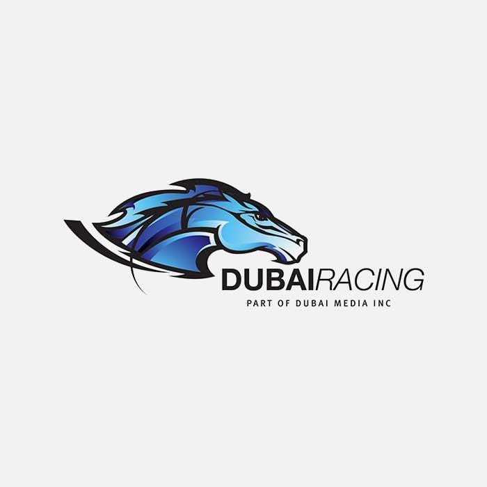 Live Art on Dubai Racing TV Show