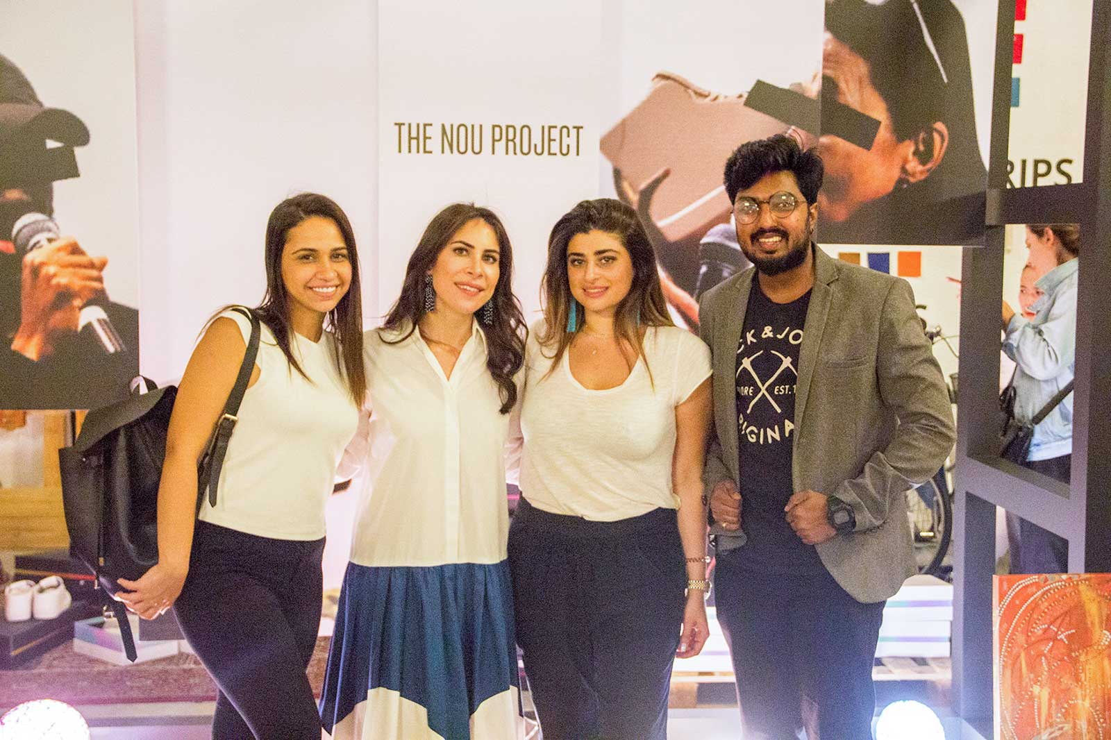 THE NOU PROJECT - Creative Footware launch @ Alserkal Avenue