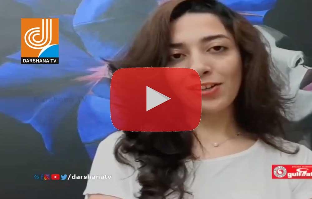 Darshana TV- Arabina Express, Festival of colors coverage