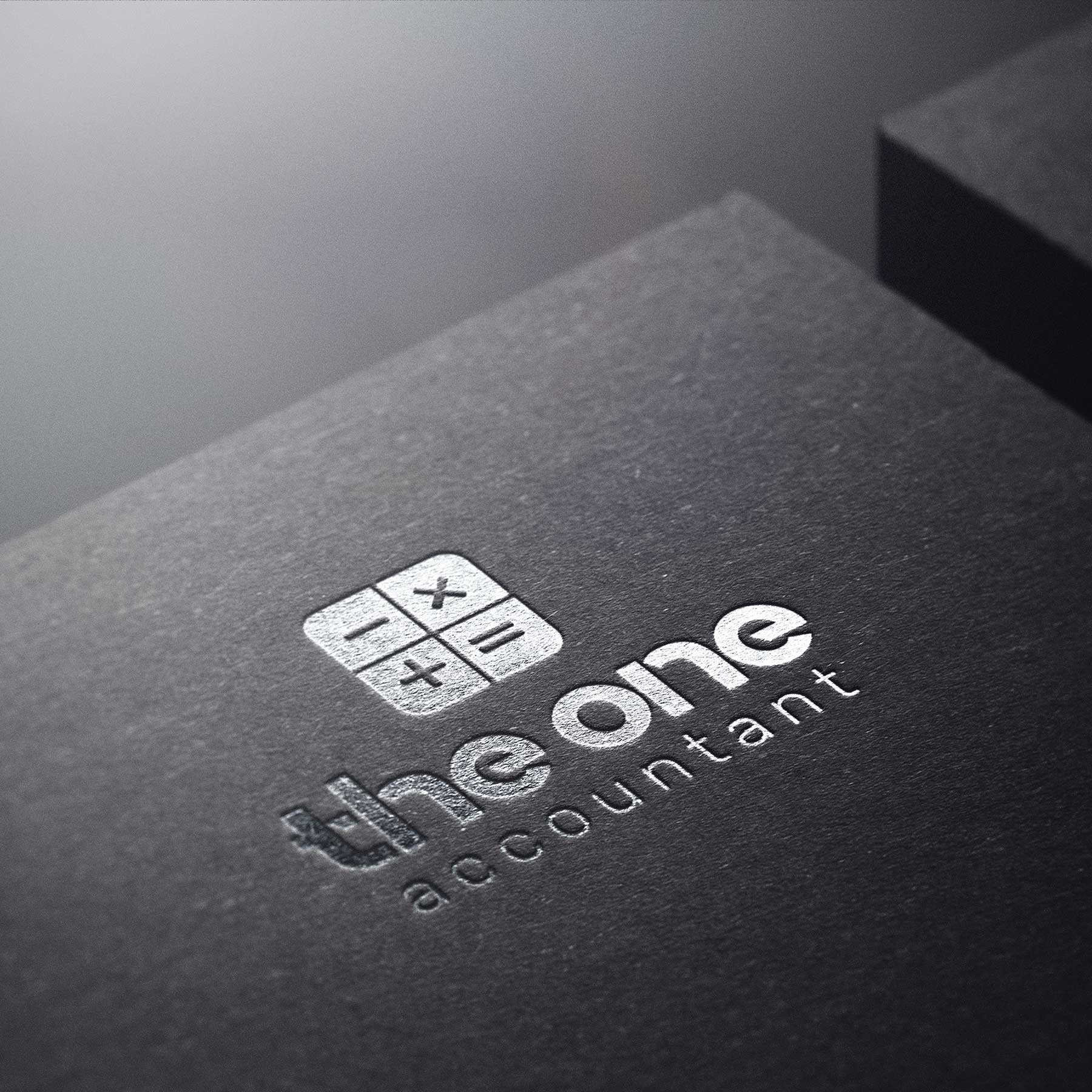 The One accountant - Branding