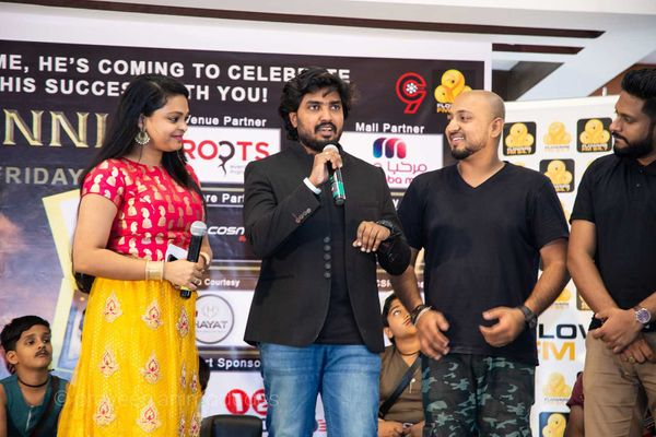Kayamkulam Kochunni Movie Success Meet   Marhaba Mall Dubai