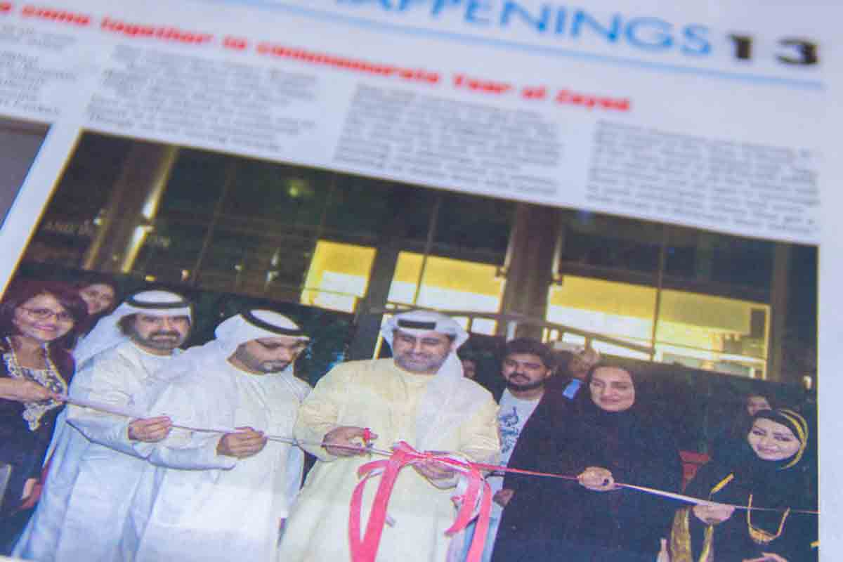 Year of Zayed Art Exhibition - Gulf Today