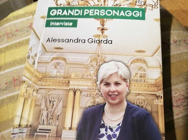 Featured in GRANDI PERSONAGGI published by Sakura Ediciones