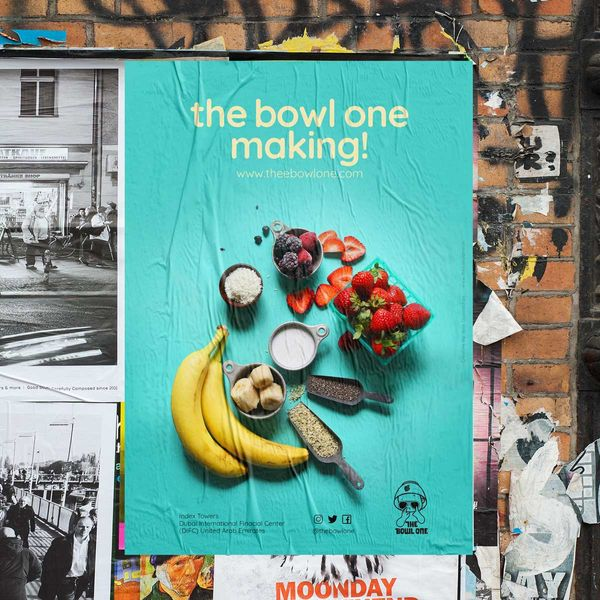 The Bowl One - Branding