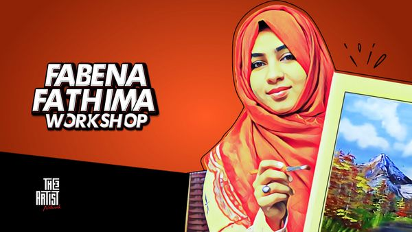 Art Talk with Fabina Fathima